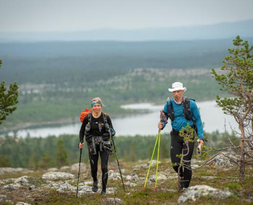 Marsut: Juha Lehtonen ja Kaisa Renius